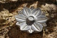 Lotusblume aus Speckstein